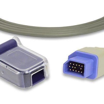 Nihon Kohden Compatible SpO2 Adapter Cable